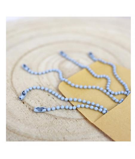 RITA RITA - Blue ball-chain