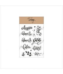 Tommy clear stamps – Buone...