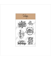 Tommy clear stamps –...
