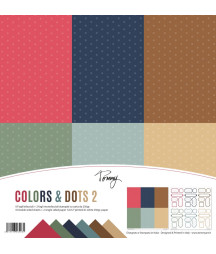 TOMMY - Paper pack – Colors...