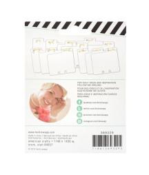 HEIDI SWAPP - MemoryDex monthly cards Gold foil