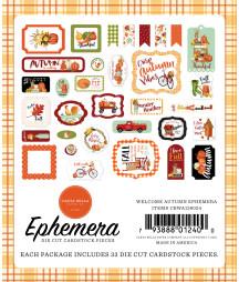 CARTA BELLA - Welcome Autumn Ephemera