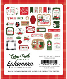 ECHO PARK - Jingle All The Way Ephemera