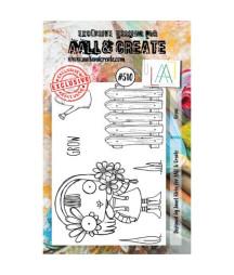 AALL & CREATE - 510 Stamp...