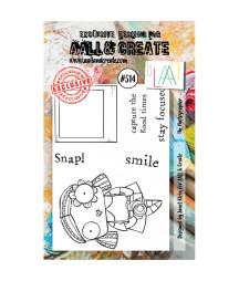 AALL & CREATE - 514 Stamp...