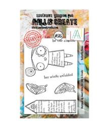 AALL & CREATE - 515 Stamp...