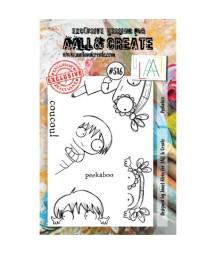 AALL & CREATE - 516 Stamp...