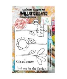 AALL & CREATE - 517 Stamp...