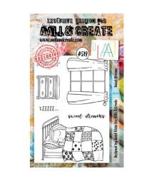 AALL & CREATE - 519 Stamp...