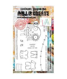AALL & CREATE - 520 Stamp...