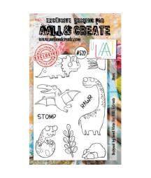 AALL & CREATE - 522 Stamp...