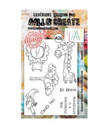 AALL & CREATE - 526 Stamp...