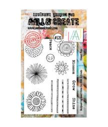 AALL & CREATE - 523 Stamp...