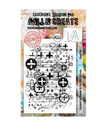 AALL & CREATE - 555 Stamp...