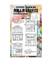 AALL & CREATE - 528 Stamp...
