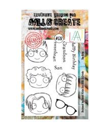 AALL & CREATE - 527 Stamp...