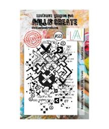 AALL & CREATE - 552 Stamp...