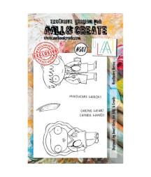 AALL & CREATE - 507 Stamp...