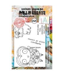 AALL & CREATE - 501 Stamp...
