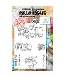 AALL & CREATE - 502 Stamp...