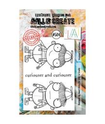 AALL & CREATE - 504 Stamp...