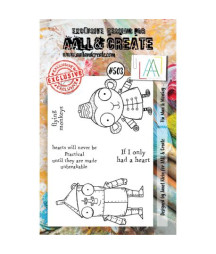 AALL & CREATE - 503 Stamp...
