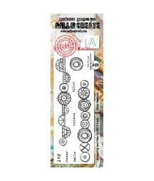 AALL & CREATE - 491 Stamp...