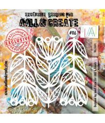 AALL & CREATE - Stencil 116...