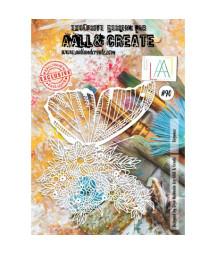 AALL & CREATE - Stencil 90...