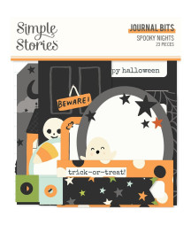 SIMPLE STORIES - Spooky...