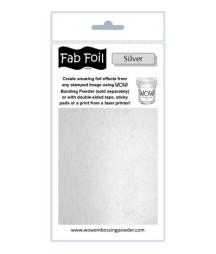 WOW! - Fabulous Foil - Silver
