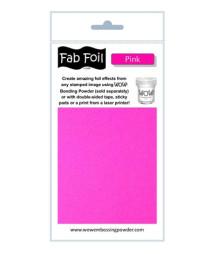 WOW! - Fabulous Foil - Pink