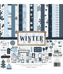 ECHO PARK - Winter 12x12...