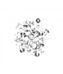 KESI'ART - Small Brads - blanc