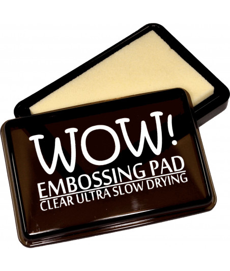 WOW! - Clear Ultra Slow Drying Embossing Pad