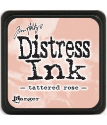 DISTRESS MINI INK - Tattered Rose