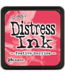 DISTRESS MINI INK - Festive Berries