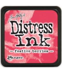 DISTRESS MINI INK - Festive Berries