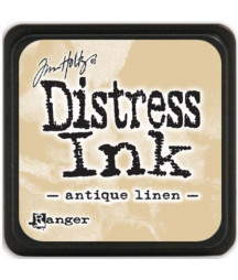 DISTRESS MINI INK - Antique linen
