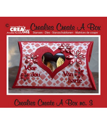 CREALIES - A Box no. 3 Cushions box