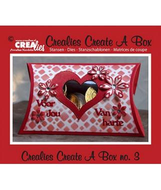 CREALIES - A Box no. 3 Cushions box