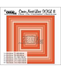CREALIES - Square Basic CLNest08XXL