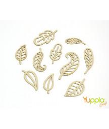YUPPLA - Set foglie