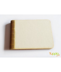 YUPPLA - Base Mini Album - dorso traforato