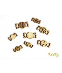 YUPPLA - Dolci dolcezze - Caramelle