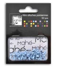 MAHE - Small Brads - Azzurro
