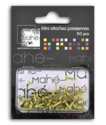 MAHE - Small Brads - Verde Aloe
