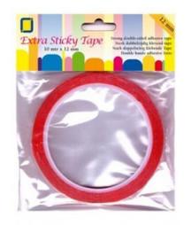 CRAFTEMOTIONS - Extra sticky tape 12 mm