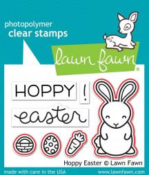 LAWN FAWN - Hoppy Easter - Lawn cuts