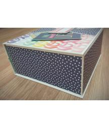IMMAGINELAB - Tutorial scatola a scrigno apribile
